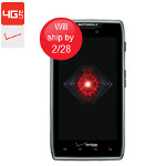 Motorola DROID RAZR MAXX on backorder at Verizon
