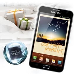 Giveaway: Samsung Galaxy Note