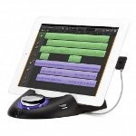 Griffin's StudioConnect is the all-in-one mobile recording studio for the iPad