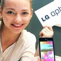 The quad-core LG Optimus 4X HD against the rest: spec comparison