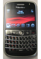 BlackBerry 9000 shows up on eBay