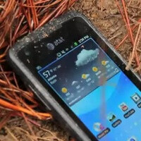 Samsung Rugby Smart landing on AT&T soon: ruggedized, tough, waterproof