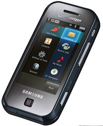 *UPDATED* Samsung Glyde U940 official Verizon release on May 9th