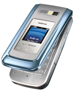 Nokia 6205 is a stylish flip phone for Verizon