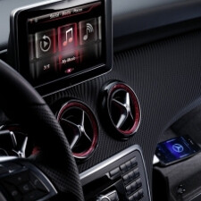 Mercedes-Benz integrating Siri in its A-Class, coming to B, C, E series this Fall