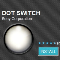 Sony Dot Switch Android app hints at March 6