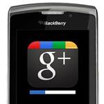 BlackBerry Gets an Unofficial Google+ App