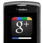 BlackBerry Gets an Unofficial Google+ App