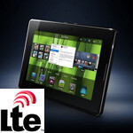 BlackBerry PlayBook LTE coming in April?