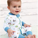 New PJs can track your baby's trends, text you alerts