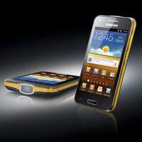 Samsung Galaxy Beam announced, smartphone meets projector