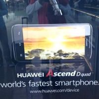 Huawei Ascend D quad XL and two more official -