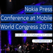 Nokia MWC 2012 Press Conference liveblog