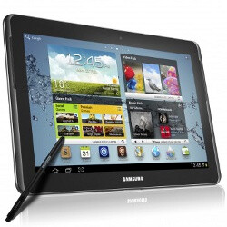 Samsung Galaxy Note 10.1 is finally official: S Pen supporting tablet