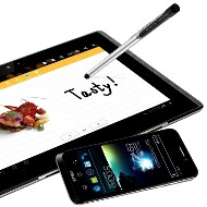 Asus PadFone slides into a tablet screen with its slim body, 4.3