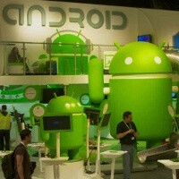 Android activations hit 850,000 daily, over 450,000 apps now in the Android Market