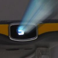 Samsung Galaxy Beam promo video lavishes praise on the projector