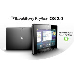 BlackBerry PlayBook 2.0 already on 44% of devices