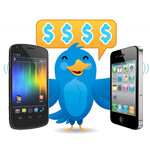 Twitter bringing paid tweets to a smartphone near you