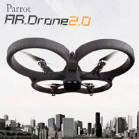 Parrot AR.Drone 2.0 landing in May, book your flights from March 1st