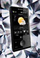 HTC Touch Diamond unveiled