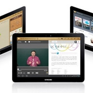 Samsung Learning Hub explained and demoed (video)