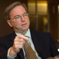 Google's Eric Schmidt's MWC keynote gives us a peek at Chrome, the web and the future