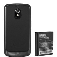 Samsung Galaxy Nexus battery life increased, courtesy of 3800mAh battery by Seidio