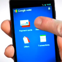 Official Sprint video showcases Galaxy Nexus with Google Wallet
