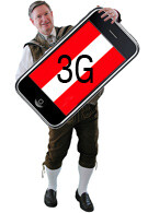The 3G iPhone to be tested in Austria first?