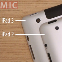 iPad 3 shell assembled from various suppliers' parts [video]