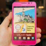 Samsung Galaxy Note in pink is alive and well - expected to launch in Germany soon