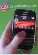 Video tour of BlackBerry OS 4.6