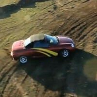 Sony promoting Xperia smartphones with real-life Reckless Racing