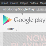 Impatient? Here's how you can grab the Google Play app if it isn't showing up yet