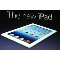 Apple iPad 3 is announced