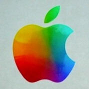 Apple's new logo: vivid, colorful, still bitten?