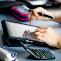 "HP responds to Apple: ""the first computing product needed for homework is a PC"""