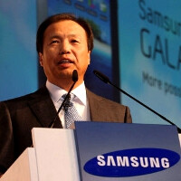 "Samsung's Shin Jong-kyun says ""No compromise!"" on the patent fight with Apple"