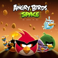 Angry Birds Space gets announced by NASA astronaut in space
