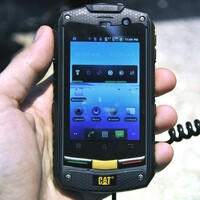 Caterpillar CAT B10 is a tough Android smartphone with IP67