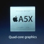 iPad's A5X chip may not come to the next iPhone