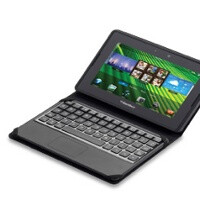 BlackBerry PlayBook keyboard case goes up for pre-order