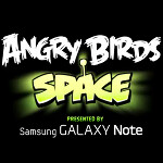 Samsung details the exclusive Angry Birds Space extras for the Samsung GALAXY Note