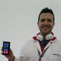 Nokia Labs flaunts the Lumia 900 at SXSW