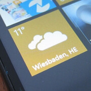 Windows Phone Weather app version 2.0 brings Live Tile updates for each location