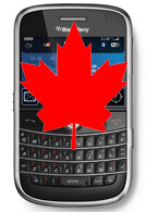 Rogers to carry BlackBerry Bold in Canada