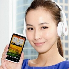 HTC One X Deluxe Edition coming with Beats headsets