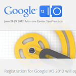 Google I/O tickets to go on sale March 27th