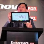 Lenovo wants to be the first manufacturer with a Windows 8 tablet